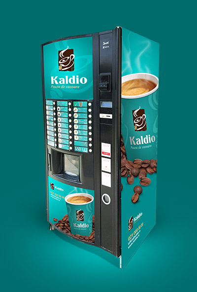Kaldio - Identity Design, Packaging