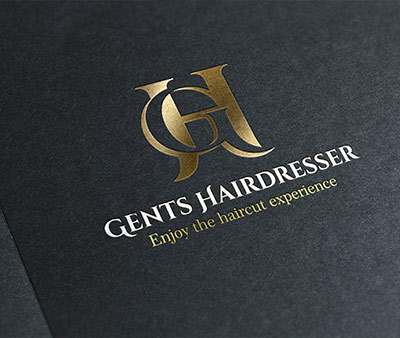 Gents Hairdresser - Visual Identity