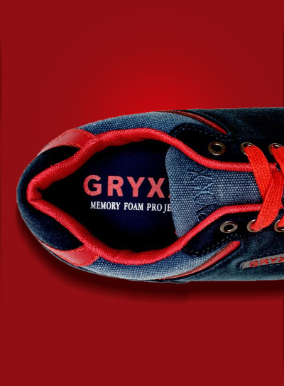 Gryxx - Visual Identity Design